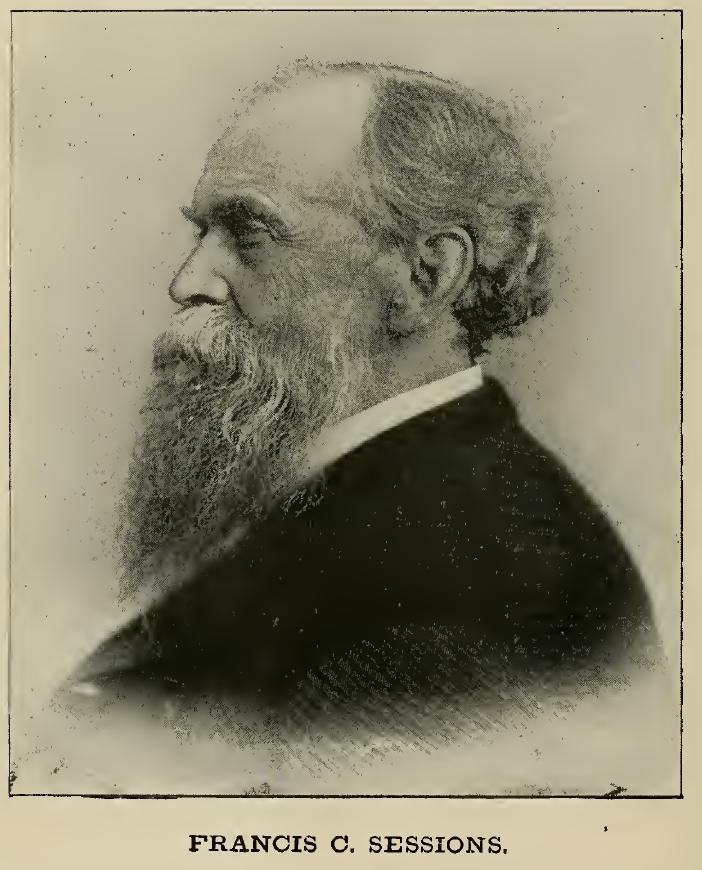 Portrait of Francis E. Sessions
