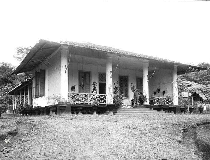 Indonesian home