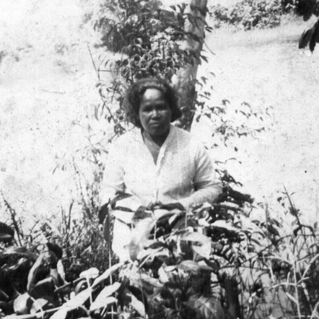 Dinah Benton b. 1900, Batavia ~1940